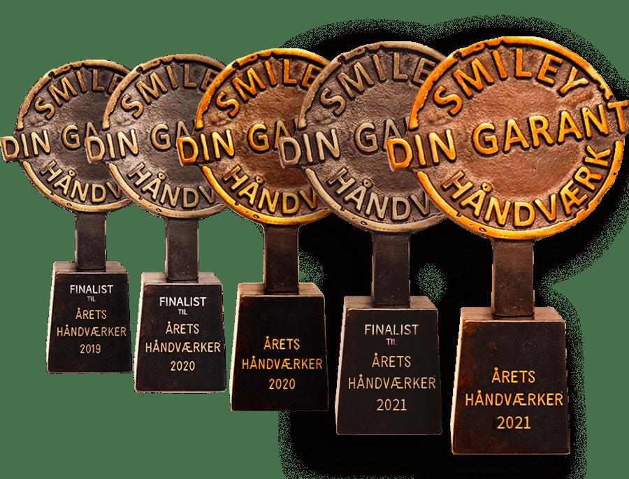 Vinder af Årets Tagdækker 2020