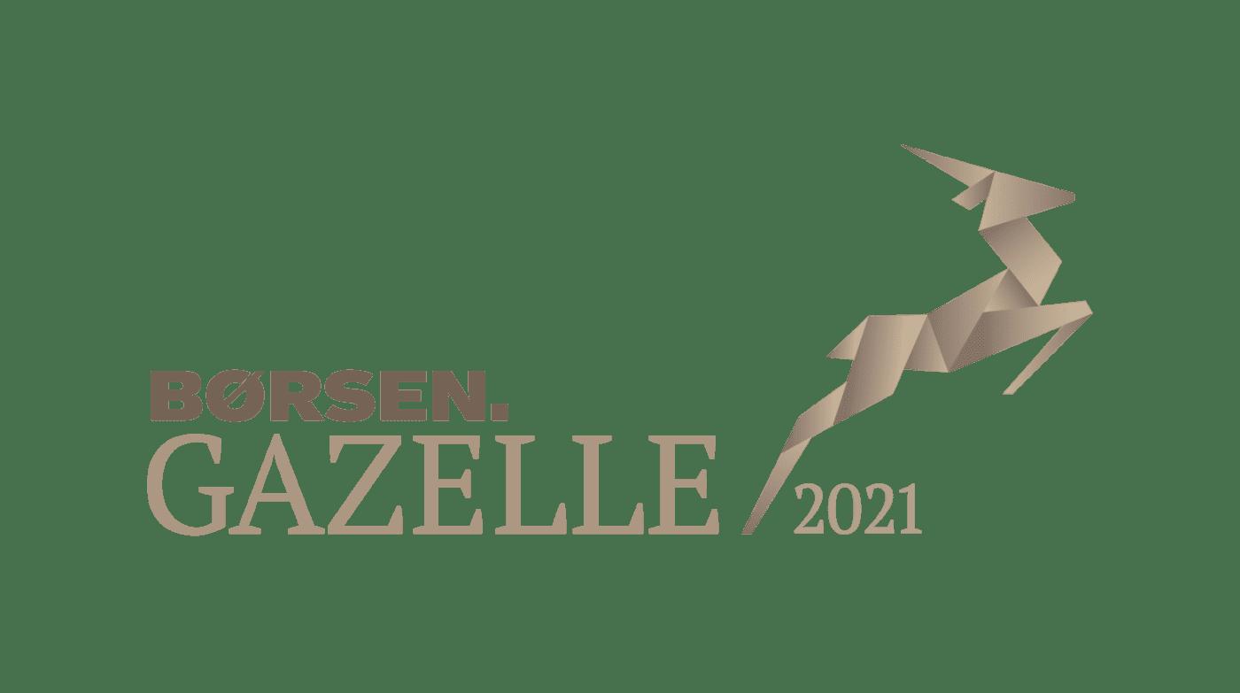 Børsens Gazelle pris 2021